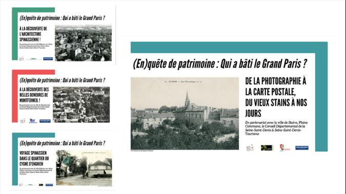 Diapositives du cycle de conférences sur l'architecture séquano-dionysienne